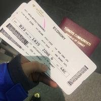Photo taken at TSA Security Screening by Yağmur A. on 1/5/2018