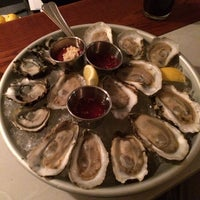 Photo taken at Dylan's Oyster Cellar by Zachary P. on 3/2/2014