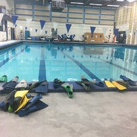 Photo taken at O'Keefe Center Pool by Wanderson K. on 2/28/2017