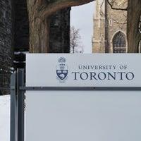 Photo taken at King's College Circle by Jason J. on 12/19/2013