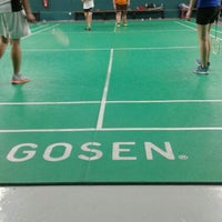 Photo taken at Penang Badminton Academy by Bell D. on 8/12/2016