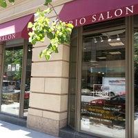 Photo taken at Trio salon by Maria R. on 9/28/2013