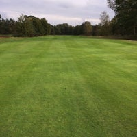 Photo taken at Hilversumsche Golfclub by Paul O. on 10/2/2014