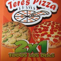 Photo taken at Tere's Pizza by Carlos C. on 10/5/2013