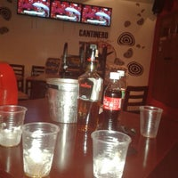 Photo taken at Cantinero Bar by Milagros A. on 6/15/2014