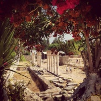 Photo taken at Ancient Agora by Will D. on 8/29/2013