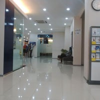 Photo taken at Bank Mandiri Juanda by Wisma Pakuan Bogor on 4/23/2014