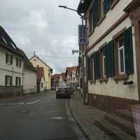 Photo taken at VR Bank Südpfalz by Claudia S. on 4/7/2016