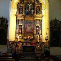Photo taken at Monasterio de Las Carboneras by Emilio F. on 12/17/2013