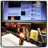 Foto tomada en Tarragona Radio 96,7FM por Joan Maria B. el 6/25/2013