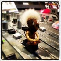 Foto tomada en Tarragona Radio 96,7FM por Joan Maria B. el 12/17/2012