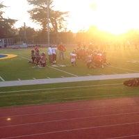 Photo taken at Jefferson High School by Net W. on 3/25/2014