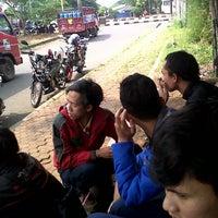 Photo taken at Jalan Raya Bogor by Raiyan.spd.s.H R. on 9/6/2013