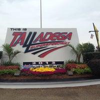 Photo taken at Talladega Superspeedway by Jami M. on 10/19/2013