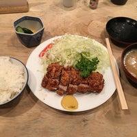 Photo taken at とんかつ とんき 三軒茶屋店 by Ryuichi I. on 6/27/2016