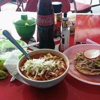 Photo taken at Antojitos Mexicanos Doña Manuela by Yamel A. on 8/8/2015