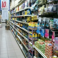 Photo taken at Servay Hypermarket by Zickry A. on 9/19/2012