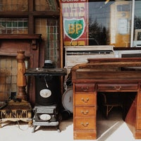 Photo taken at Clappison Corners Antiques by Justyna S. on 3/19/2015