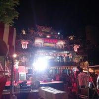 Photo taken at 蘆洲慈惠堂 by Scott Y. on 8/30/2014