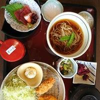Photo taken at 和食麺処サガミ 伊勢原店 by yukonnen on 1/26/2018