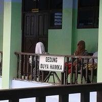 Photo taken at Stikes Muhammadiyah Banjarmasin Gedung Buya Hamka Lat.2 by Indah R. on 11/14/2013