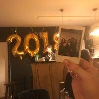 Photo taken at Evín Wine store & bar by Liesbeth v. on 12/31/2017