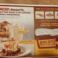 Photo taken at Denny's by Alexis A. on 4/14/2013