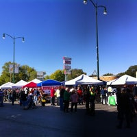 Photo taken at Englewood Station Arts District by Angielina G. on 10/19/2013