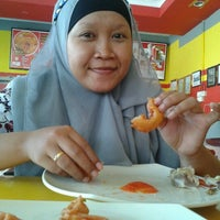 Photo taken at Quick Chicken Sidodadi by Agoes N. on 11/9/2012