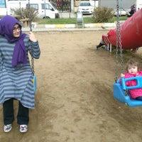 Photo taken at Şehit Fatih Duman Parkı by 💖 Gamze A. on 2/18/2016