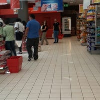 Photo taken at Carrefour Market by Yasmine A. on 9/30/2013