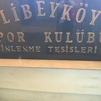 Das Foto wurde bei Alibeyköy Spor Tesisleri von Ufuk S. am 9/10/2016 aufgenommen