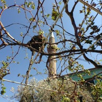 Photo taken at Kozbeyli Camii Ve Tarihi Kule by Sinem K. on 8/31/2013