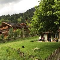 Photo taken at Restaurant Hotel Rössli by Öznur Ş. on 5/31/2017