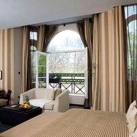 Photo taken at Baglioni Hotel by Baglioni Hotel on 9/12/2013