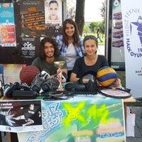 Photo taken at YTÜ Öğrenci Spor Kulübü Standı by ilay on 9/19/2014