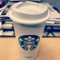 Photo taken at Starbucks by Xander H. on 1/30/2013