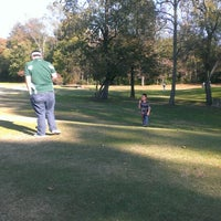Photo taken at Hampton Heights Golf by Douglas M. on 10/27/2013