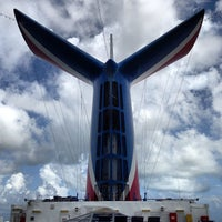 Photo taken at Carnival Victory by Hadi A. on 8/30/2013