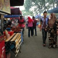Photo taken at Pasar Malam Sg Buloh by Tun Teja T. on 12/24/2012