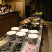 Photo taken at 凱統飯店 Kdm Hotel Taipei by Andre C. on 3/23/2013