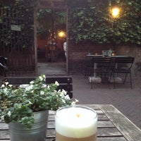 Photo taken at Cafe Verheyden by Christian on 7/26/2014