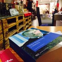 Photo taken at Ubik librerie by Enza M. on 2/9/2014