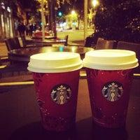 Photo taken at Starbucks by Agnė J. on 11/22/2013