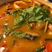 Photo taken at Phu-Talay Seafood Koh Chang by Amzii O. on 4/15/2017