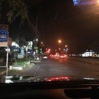 Photo taken at Thotsakan Intersection by Amzii O. on 3/21/2017