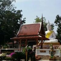 Photo taken at วัดหนองหัวเรือ by Amzii O. on 12/19/2014