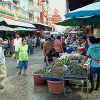 Photo taken at Mahachai Market by pinyo p. on 1/6/2013