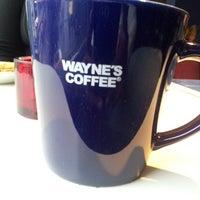 Photo taken at Wayne´s Coffee by Eddy N. on 10/5/2013