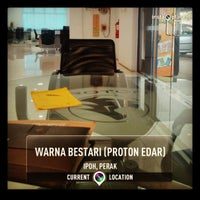 Photo taken at Warna Bestari (Proton Edar) by Fandi P. on 4/8/2013